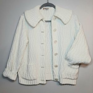 Vintage Champions Knitted Cardigan